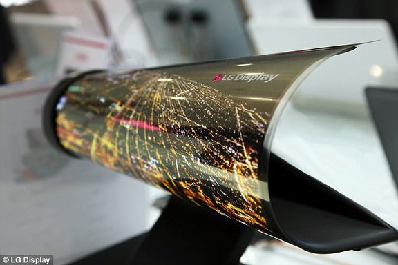 Transparent screens, rollable displays and 8K resolution: CES reveals the future of TVs