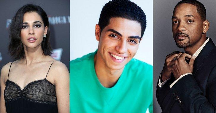Alladin| Finalmente escolheram os atores 17
