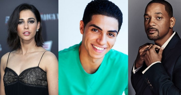 Alladin| Finalmente escolheram os atores 5