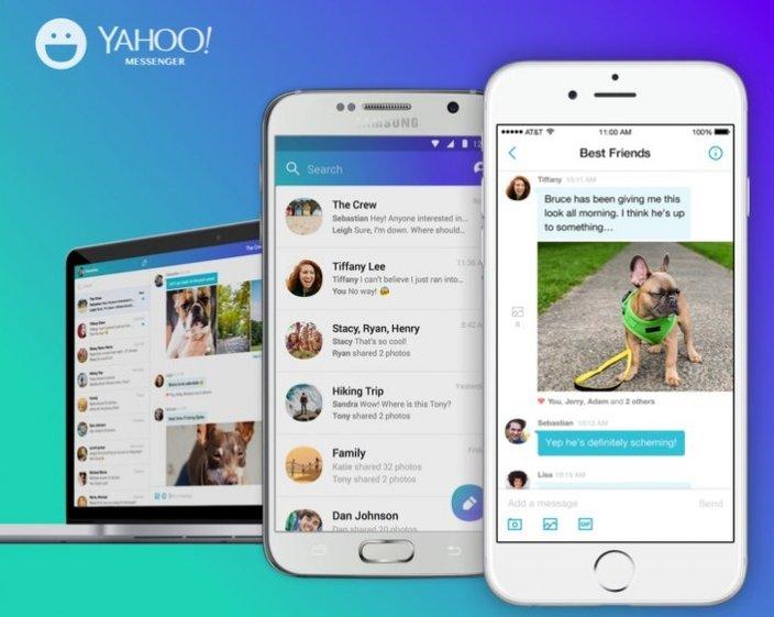 Yahoo mesindžer odlazi u istoriju 17. jula