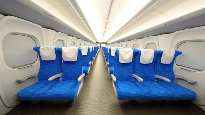 Japanski voz se kreće 300 kilometara na sat