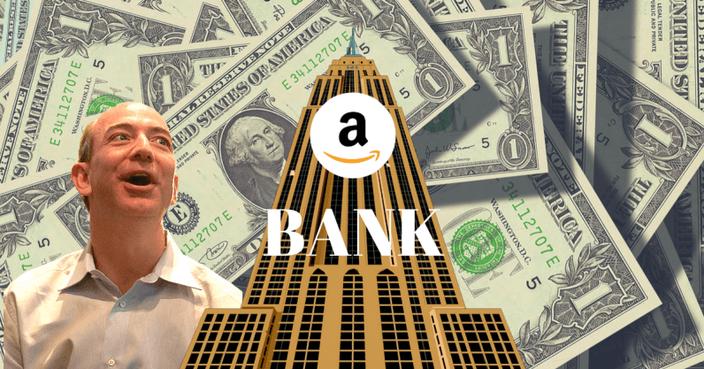 Amazon uskoro otvara banku
