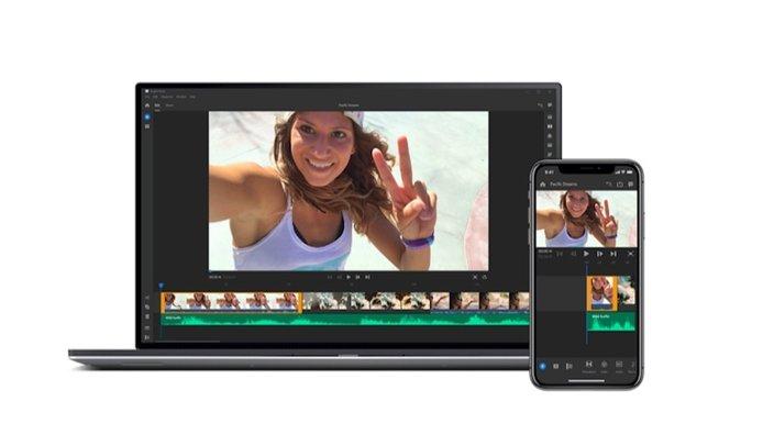 Adobe Rush je odličan softver za video obradu