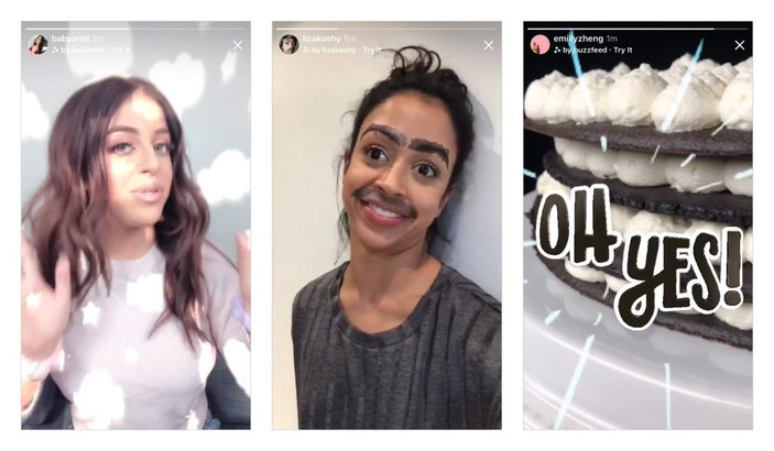 Instagram dodao video chat, novi Explore i nove AR filtere
