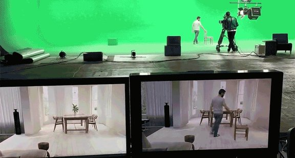 These Real-Time Visual Effects Will Remind You Not to Believe Everything You See on TV