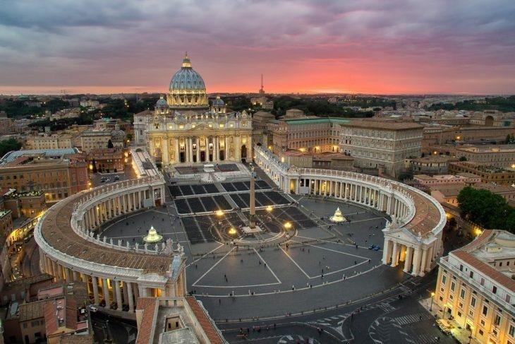 Italia. Roma. Vaticano