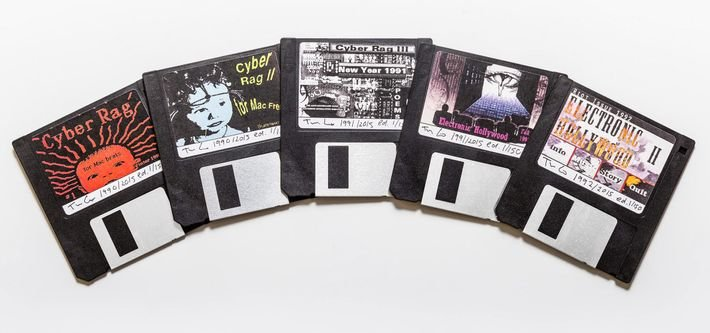 The Untold Story of Jaime Levy, Punk-Rock Cyber-Publishing Pioneer