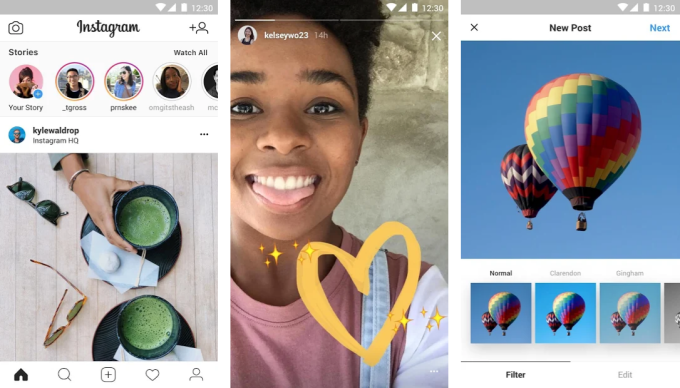 Stigao je Instagram Lite