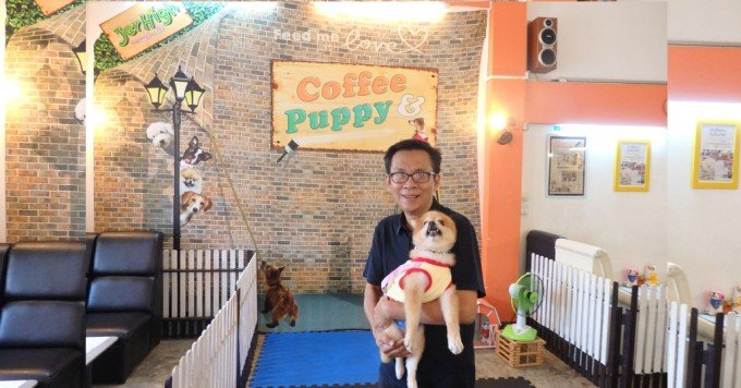 """Bangkok Bank SME"" Review: ""Coffee Puppy"" 1"