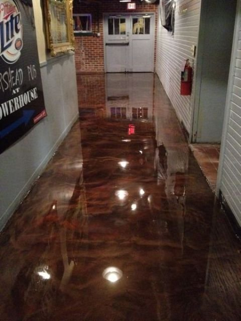 20 Epoxy Flooring Ideas With Pros And Cons - essentialsinside