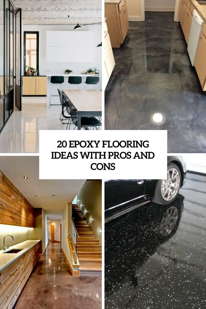 Choosing Floors For Your Home What Would You Say To Epoxy Flooring Such Seem Have More Advantages Than Others And Look Interesting