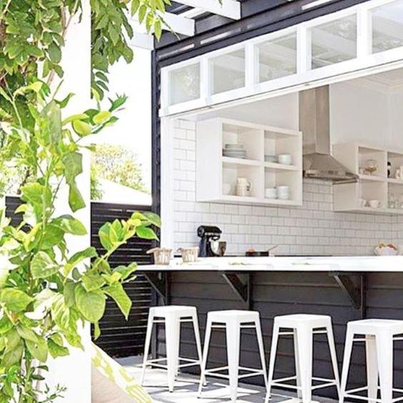 25 Smart Outdoor Bar Designs For Every Space - essentialsinside