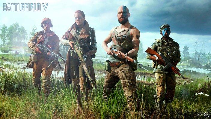 Battlefield V sistemska zahtevnost